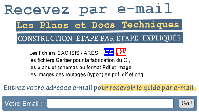 Acces aux plans et documents pdf